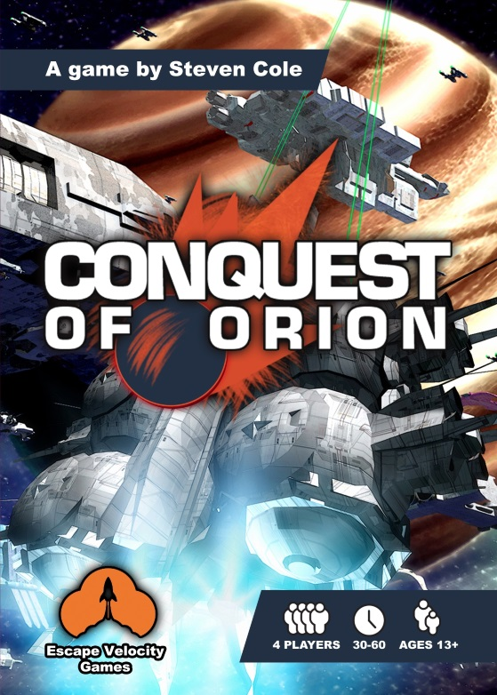 Conquest of Orion Front