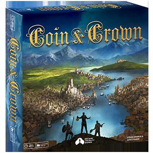 Coin & Crown Pre-Order