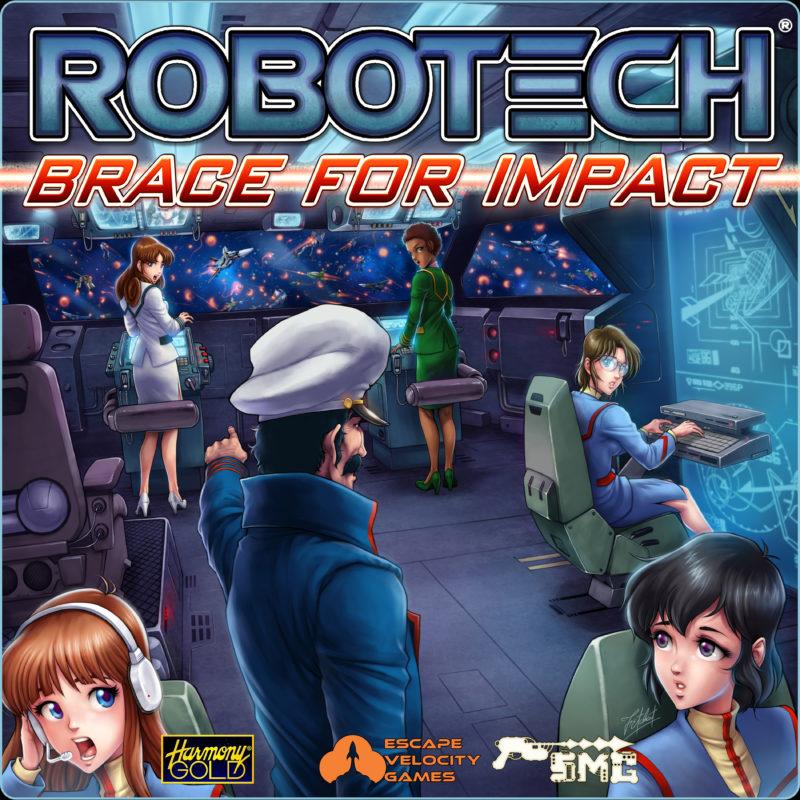 Robotech: Brace for Impact Pre-Order