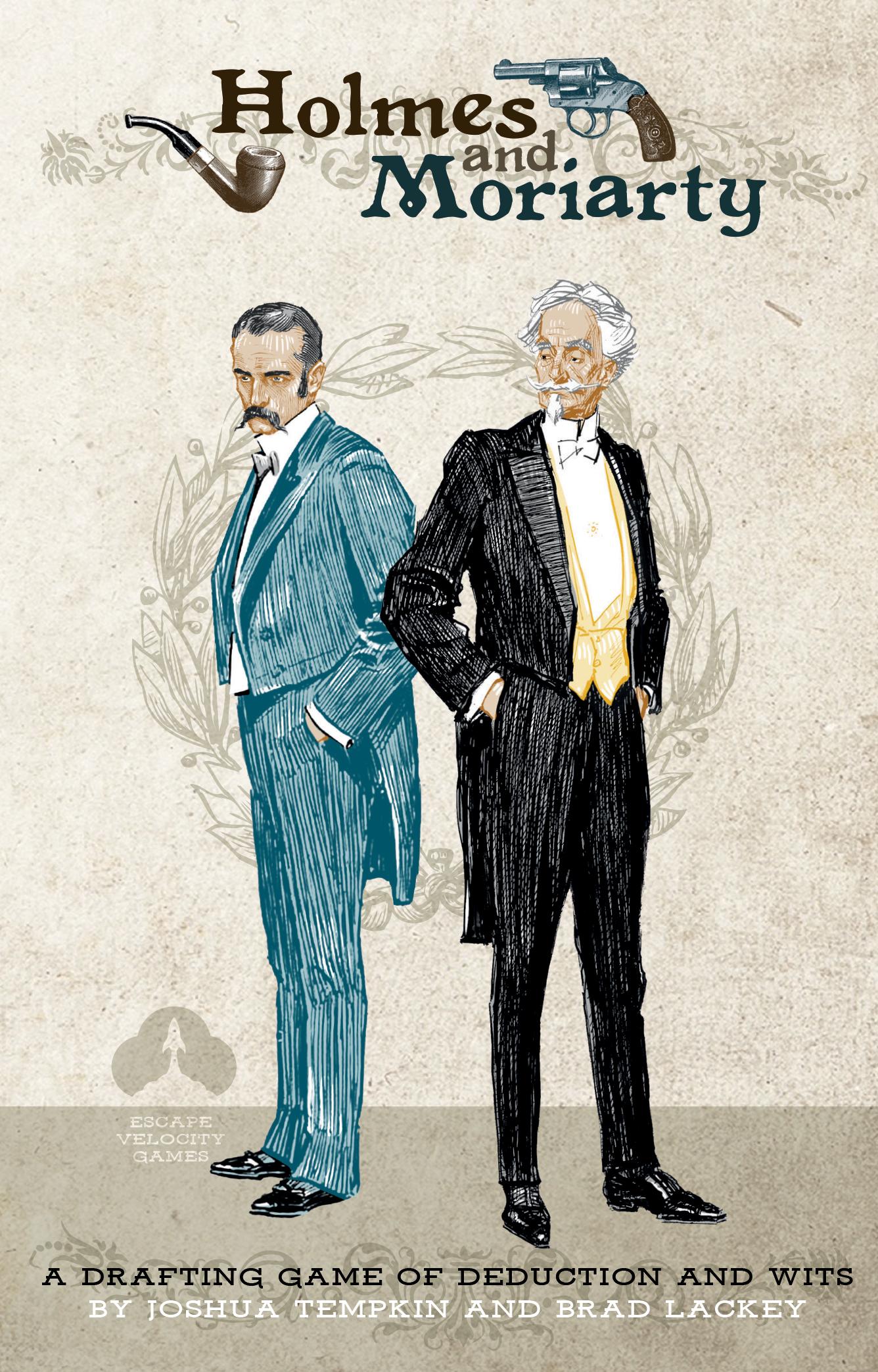 Holmes & Moriarty Pre-Order